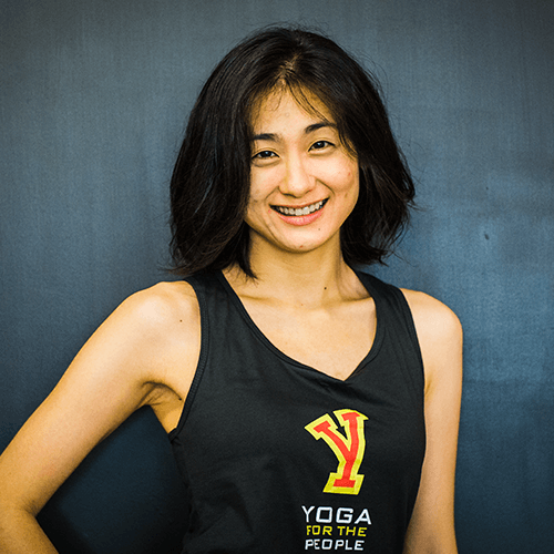 Learn more about yoga teacher, Mahoro King