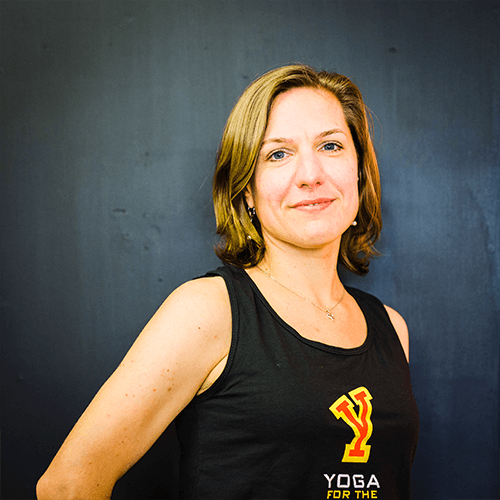 Learn more about yoga teacher, Silvia Galova