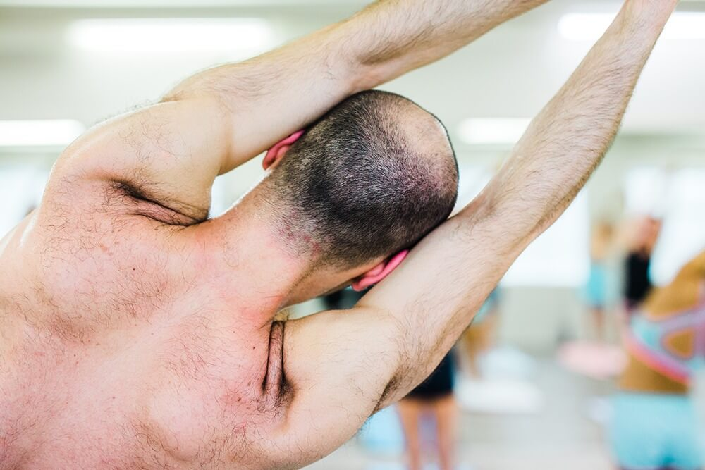 We offer Bikram Yoga sessions at our Wellington studio